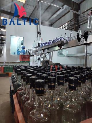 Baltic Hải Dương sản xuất sản phẩm dinh dưỡng